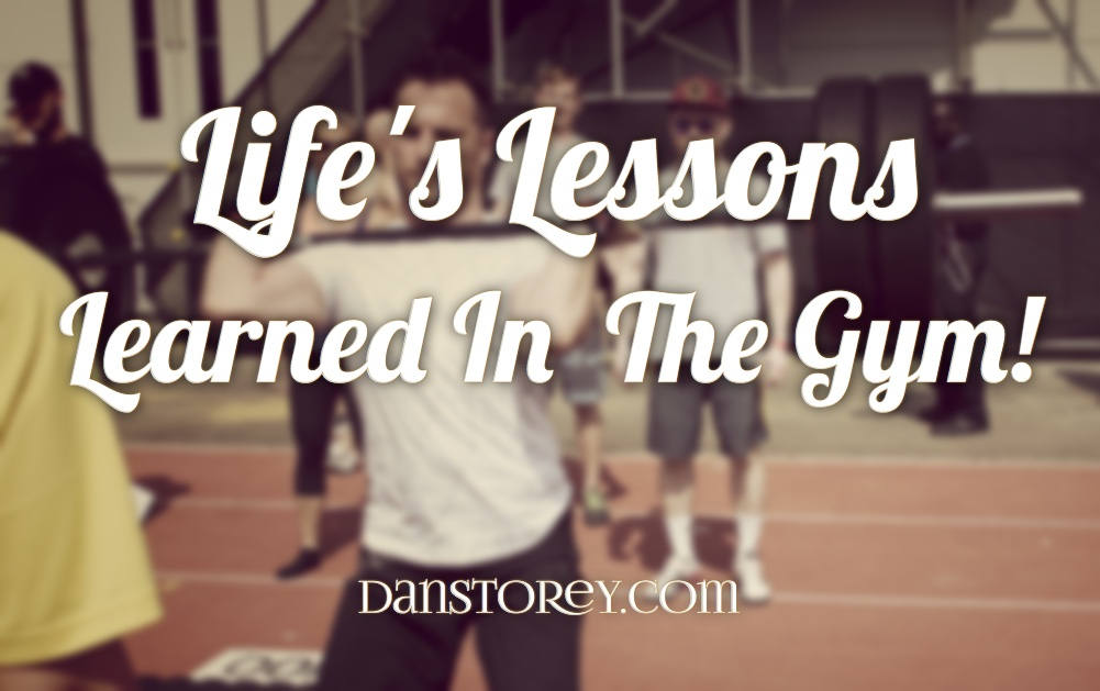 Lessons From The Gym