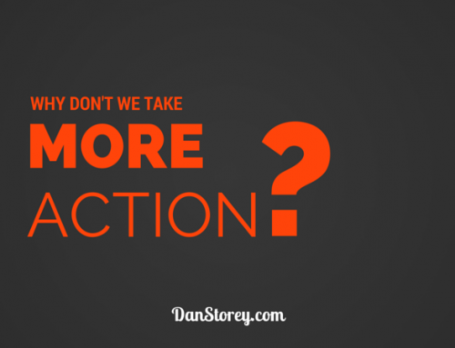 Why Don't We Take More Action