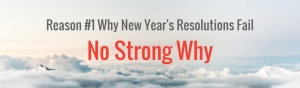 #1 Reason Why New Year's Resolutions Fail
