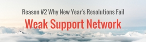 #2 Reason Why New Year's Resolutions Fail