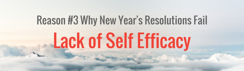 #3 Reason Why New Year's Resolutions Fail