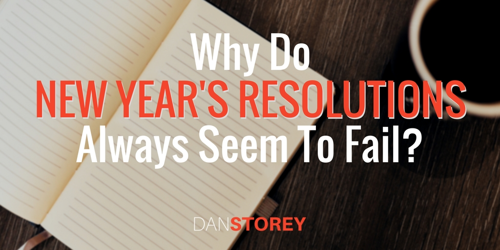 Why New Year's Resolutions Fail Article