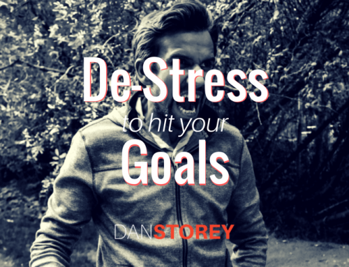 De-Stress To Hit Your Goals
