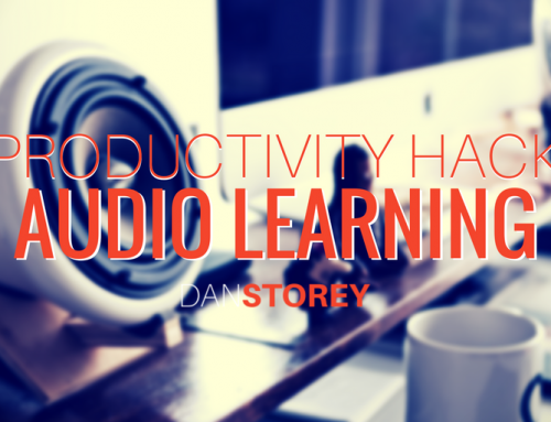 Productivity Hack – Audio Learning